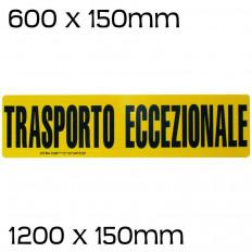 Kit reflektierende Markierungen LKW-Transport Klebstoffe Dinge in eigenem Konto / Auftrag Dritter 2 Stück