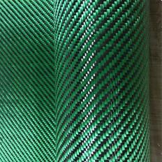 Tejido en verdadera fibra de carbono 200 g/m² 3k 2/2 TWILL