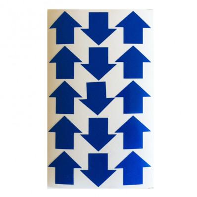 Flèches adhesives réfléchissantes de la marque 3M ™ série 580