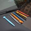 Kit con 7 micro spatole magnetiche applicazione pellicole car wrapping per fessure sollevamento zone difficili (professionale)