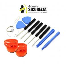 Kit de réparation de petites fissures de verre cellulaire en seulement 20 minutes