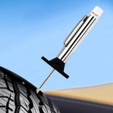 Kit com 7 microespátulas magnéticas aplicação de películas de embalagem de carro para fissuras levantando áreas difíceis (profi