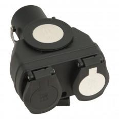 """Etiqueta auto-adesiva ou suporte de alumínio ADR classe 3 """"Líquidos Inflamáveis"""" 300x300mm"""