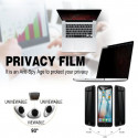 Films Privacy and protection of your smartphone, notebook and desktop in A4 sheet (30x20cm)