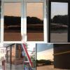 Silver Reflective Window Film , mirror effect