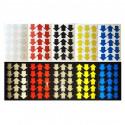 Setas de adesivo materiais refletivas Scotchlite 3M ™ série 580