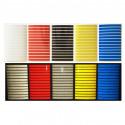 Adhésif matériau réfléchissant ScotchliteMC bandes 3M ™ série 580