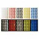 Estrellas de adhesivo material reflectante Scotchlite 3M™ serie 580
