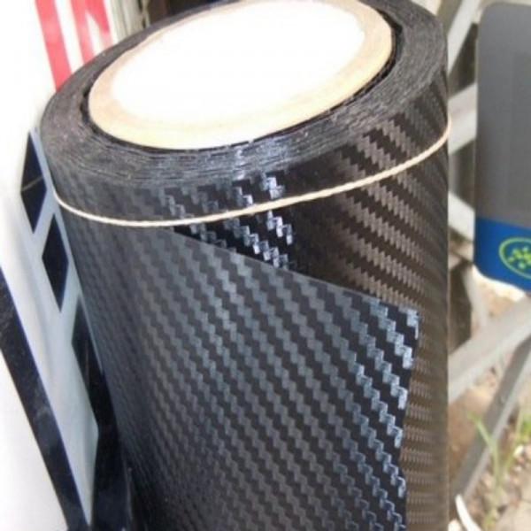 Pellicola adesiva fibra di carbonio 3d per wrapping no - Pellicola per pavimenti ...