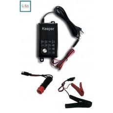Batería para automóvil de emergencia Batería para automóvil Batería de arranque Batería de arranque Portátil Negro