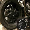 Faixas adesivas refratoras da marca 3M™ para rodas de moto – 7