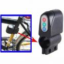 Alarma Antirrobo para Bicicleta con sensor de movimiento