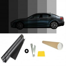 VLT Car Window Film Tint 5% - 50x300cm Shop Online