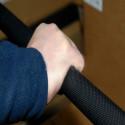 Nastro adesivo per corrimano in gomma garantisce una presa sicura