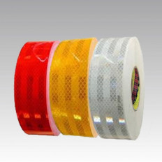 Fita adesiva luminosa refletiva da marca 3M™ Diamond Grade 983