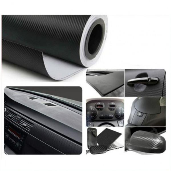 Pellicola Adesiva Per Interni Auto.Pellicola Adesiva In Carbonio 3d Termoconformabile Car Wrapping Shop Online