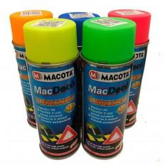 MACOTA Tuning Vernice Spray Fluorescente Smalto Acrilico NON COLA