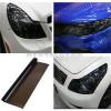 Fensterfolie Scheinwerfer Fahrzeuge 30x100cm rauchigen Effekt