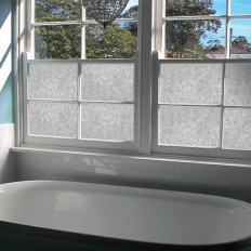 Frosted Privacy Film for Glazing-Self-Adhesive Anti-UV Heat Control Windows