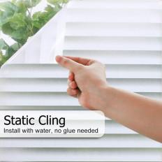 Пленка для защиты глаз матового стекла для самоклеящихся стекол с анти-УФ-контролем