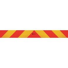 ECE 70.01 Pannello rifrangente per motrice in classe 3 PVC Adesivo