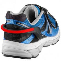 Luce led per scarpe clip sicurezza notturna bracciale torcia led lampeggiante per corsa