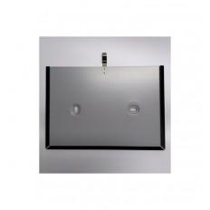 Porta pannello ADR con molla in metallo misura 400x300mm