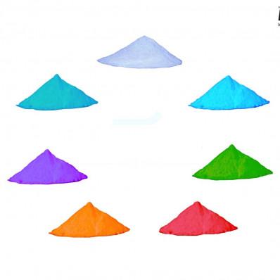 Pigmentpulver Additiv phosphoreszierende Leucht leuchtet im