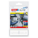 59934 Pellicola protettiva trasparente tesa® auto Anti Scratch per spoilers, sottoporta e bordi del cofano anteriore extra large