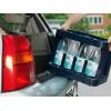 Transparente Schutzfolie Tesa ® Anti-Scratch-Auto für Spoiler, Schweller und Front Motorhaube Kanten extra groß