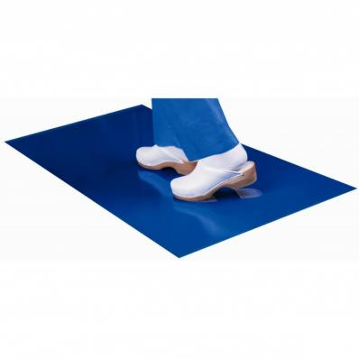 30 tapis de décontamination avec bactéricide 90X60 cm pelable