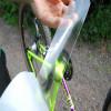 Film adhésif 3M ™ hélicoptère ruban adhésif transparent pour protéger les pièces de voiture moto vélo 220 microns (non visibles)