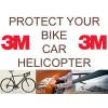 Фильм клейкой лентой 3 m ™ вертолет ленты прозрачно для защиты автомобиль мотоцикл велосипед частей 220 микрон (не виден)
