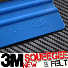 Blue spatula for wrapping 3M™ adhesives PA1 3MPA1 3M-PA1