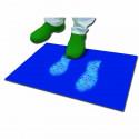 Decontamination carpet with flip-off bactericide 90x60 cm, pack 30 days