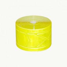 Fita de costura refletiva micro prismática amarela Reflexite®