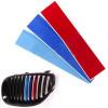 Adesivi griglia pvc stripe stickers 3M™per BMW M3 E39 E46 E90 X3 X5 X6 1 3 5 6