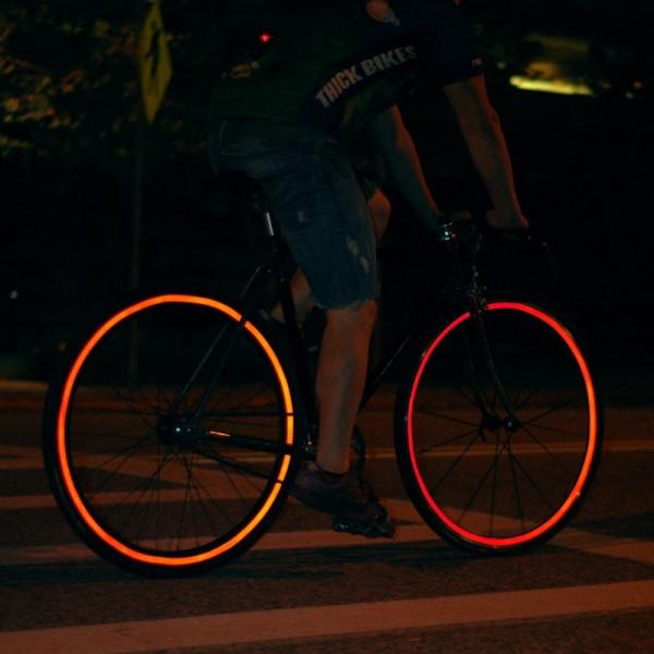 Strisce Adesive Cerchi Bici Riflettenti 7mm X 6mt Shop