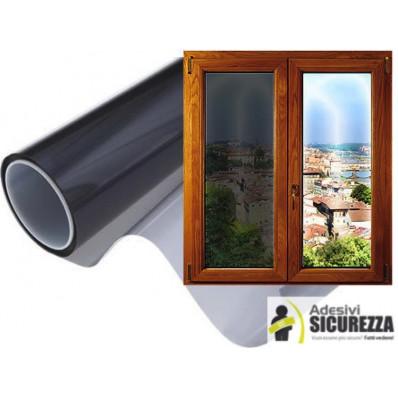 Pellicola oscurante antigraffio per vetri auto nera al 20% materiale top 75cm x 300cm