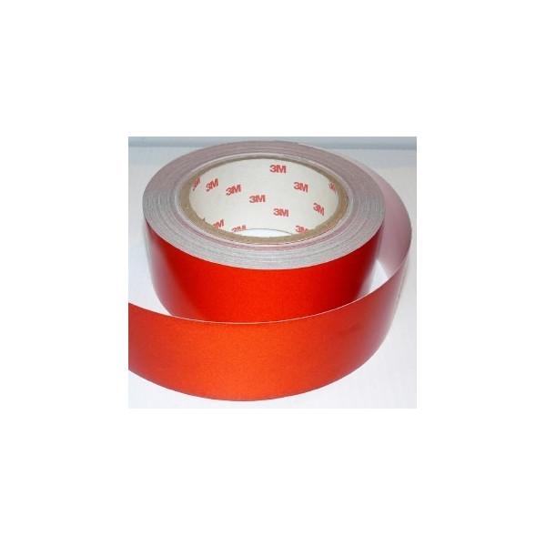 ruban adh sif r fl chissant rouge de la marque 3m scotchlite mod le 580. Black Bedroom Furniture Sets. Home Design Ideas