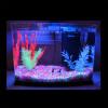 Fluoreszierenden glühen-Korn-Glas, das leuchtet in der Dunkelheit für die Dekoration