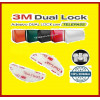 SJ dual lock 3 m ™ adhesive velcro 3560 4 single parts for car windshield frames Telepass