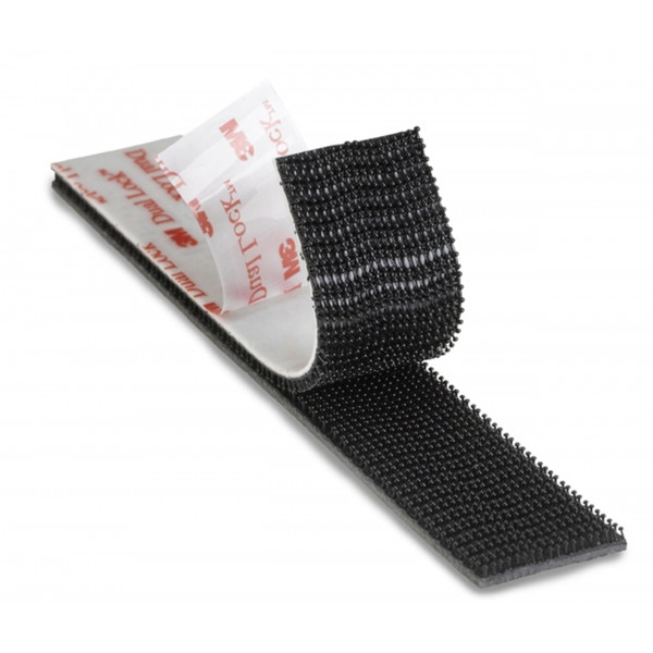 3m dual lock verschlu sj3550 schwarz gopro telepass. Black Bedroom Furniture Sets. Home Design Ideas