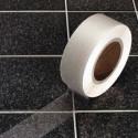 Nastro adesivo antiscivolo trasparente 25/50mm per bagno, piatti doccia, vasche