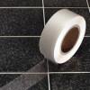 Fita antiderrapante adesiva filmes tiras transparente de 25 mm de largura