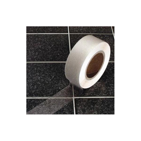 ruban adh sif antid rapant transparent pour bain douche et baignoire vente. Black Bedroom Furniture Sets. Home Design Ideas