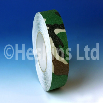 Non-slip adhesive films strips camouflage interior exterior stairs 25 floors/50 mm