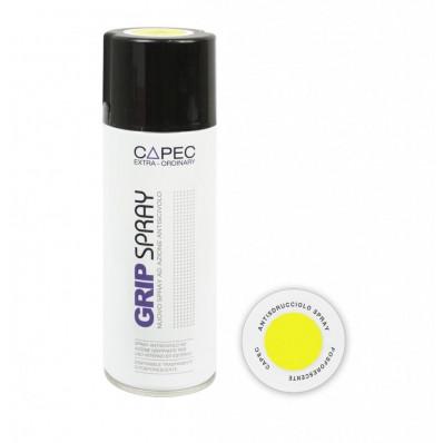 Spray Antisdrucciolo / Antiscivolo / Antinfortunistica Professionale Capec ml 400 fosforescente