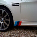 Adhesivos para series BMW M3 E39 E46 E90 X3 X5 X6 1 3 5 6 PVC de 3M ™