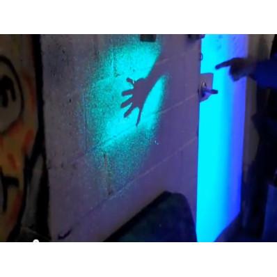 peinture phosphorescente
